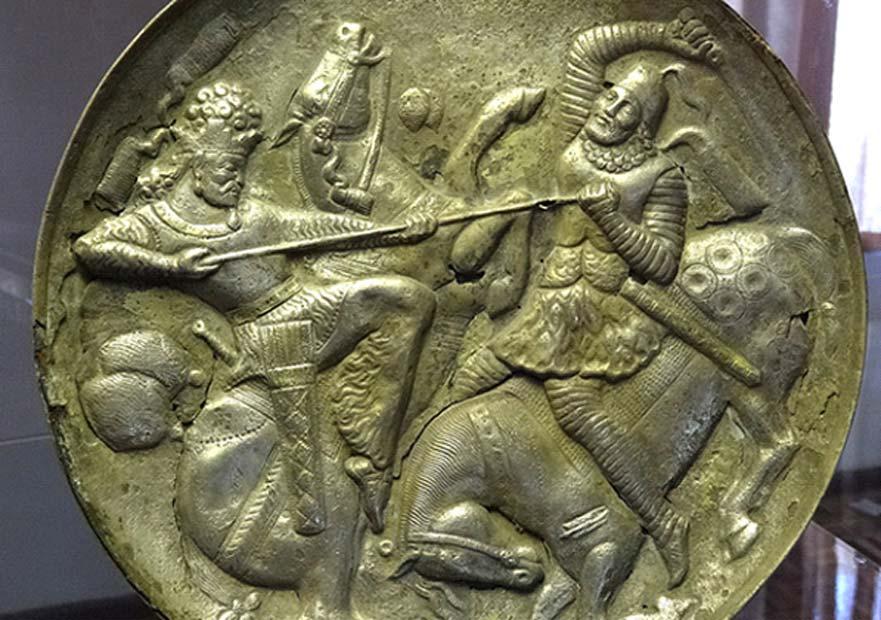 Bí mật công nghệ mạ kim loại từ 2.000 năm trước, kỹ thuật ngày nay không sánh kịp - ảnh 3