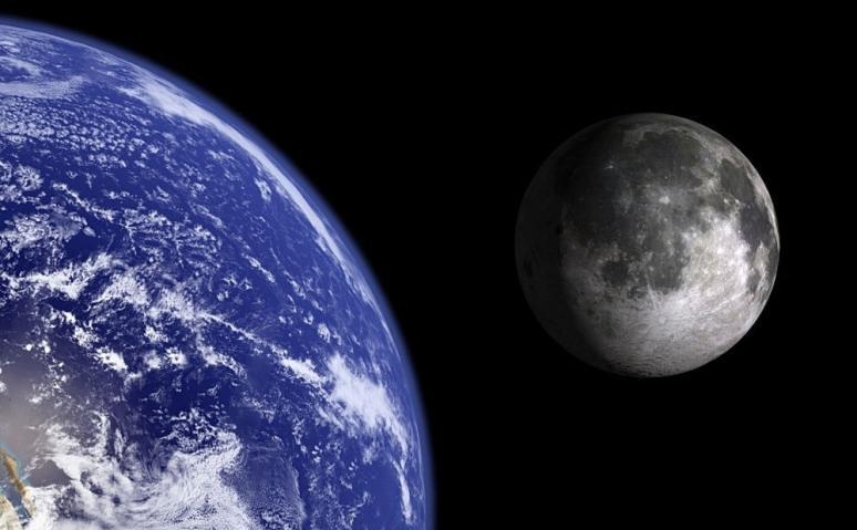 Mặt Trăng là vệ tinh nhân tạo của người ngoài Trái Đất? - ảnh 1