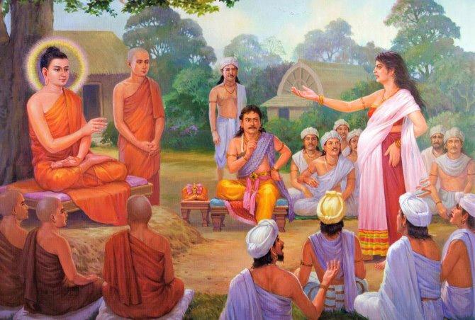 Nhân quả báo ứng: Bị đày xuống ngục Vô Gián vì phỉ báng Thần Phật - ảnh 2