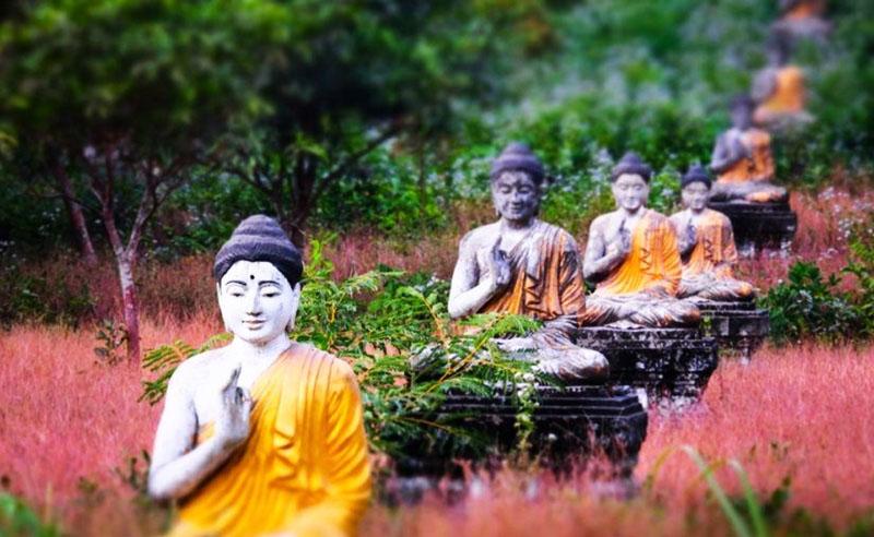 Nhân quả báo ứng: Bị đày xuống ngục Vô Gián vì phỉ báng Thần Phật - ảnh 1