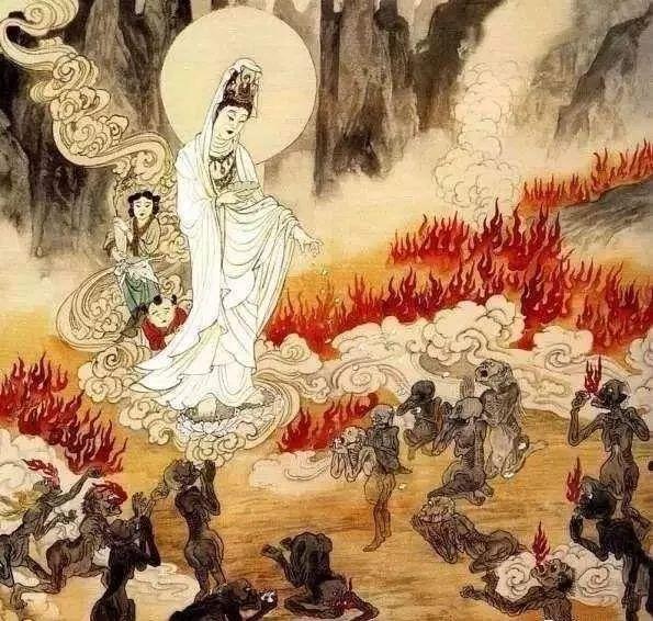 Vì sao cả đời thắp hương bái Phật vẫn xuống địa ngục? Bồ Tát lý giải nguyên nhân... - ảnh 2