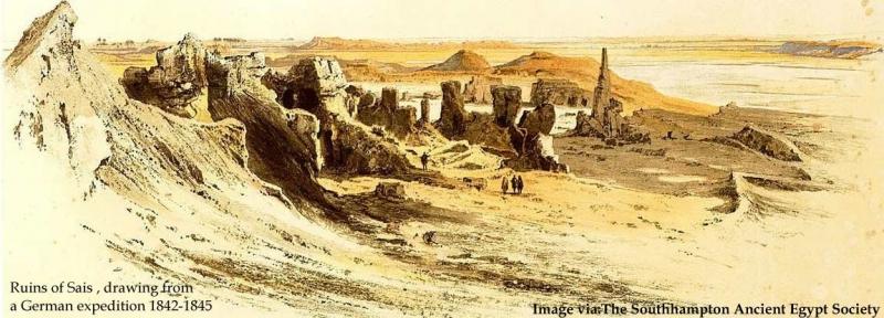 Vị tư tế Ai Cập bí ẩn và câu chuyện kỳ lạ về lục địa huyền thoại Atlantis - 3