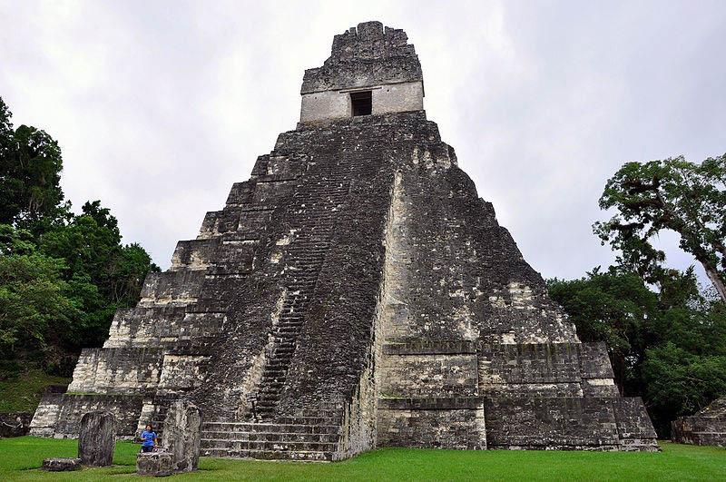 Bí ẩn văn hóa thần truyền: Sự giống nhau kỳ lạ của 2 ngôi đền cách xa nửa vòng Trái đất - Grand Jaguar