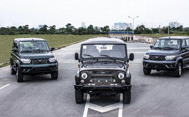 2.550 ô tô Nga miễn thuế sắp 'đổ bộ' vào Việt Nam. 2