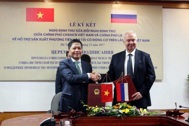 2.550 ô tô Nga miễn thuế sắp 'đổ bộ' vào Việt Nam. 3