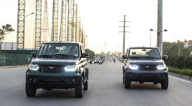 2.550 ô tô Nga miễn thuế sắp 'đổ bộ' vào Việt Nam. 1