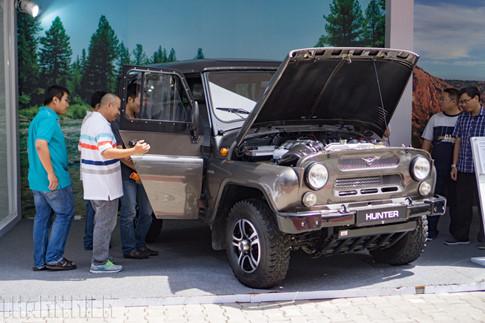 2.550 ô tô Nga miễn thuế sắp 'đổ bộ' vào Việt Nam. 4