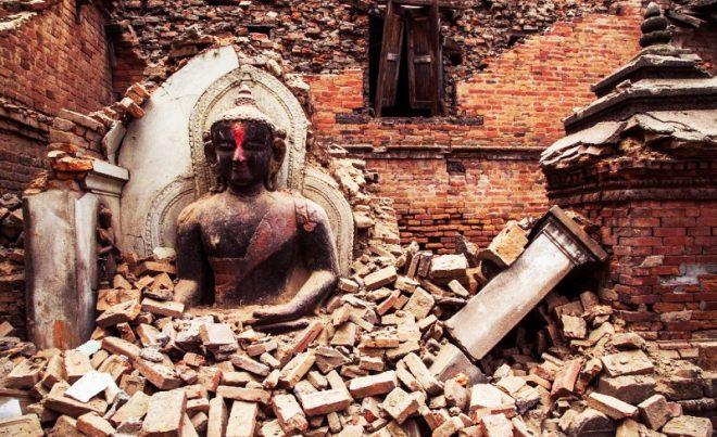Phá hoại thánh tích nhà Phật bị quả báo nhãn tiền khiến nhiều người tỉnh ngộ. 1