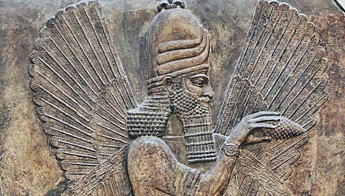 450.000 năm trước từng có một chủng người ngoài hành tinh tiên tiến thống trị vùng Lưỡng Hà - ảnh 1