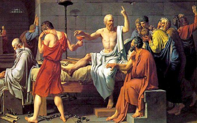 Socrates bàn về ngụy biện: Người sạch sẽ và người dơ dáy, ai sẽ tắm trước?2