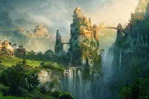 Bí ẩn về Gyanganj - Vùng đất của những người bất tử trong dãy Himalaya - ảnh 1