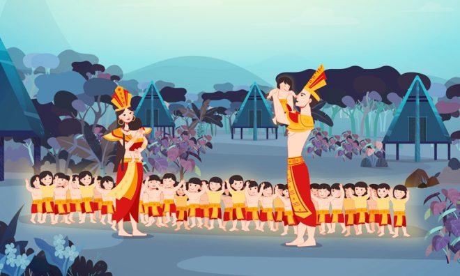 """Con Rồng cháu Tiên: Tìm về nguồn gốc """"Rồng Tiên"""" của dân tộc Việt - a3"""