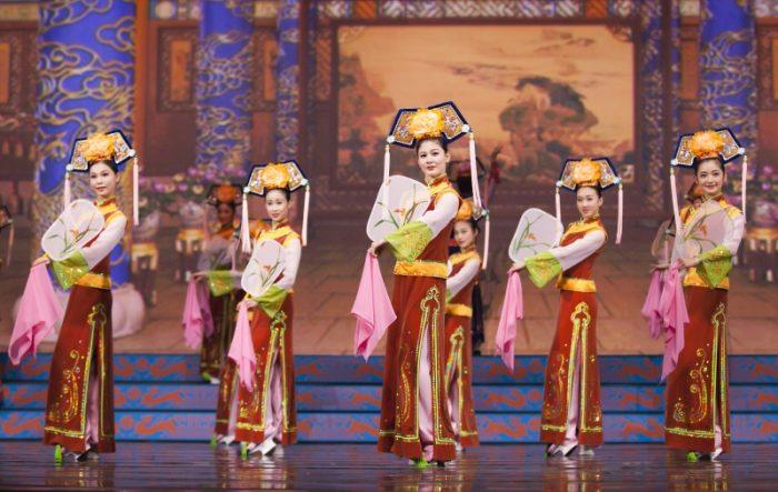 Nghệ thuật Shen Yun - Món quà vô giá được gửi đến từ Thiên thượng.5