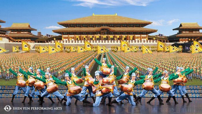Nghệ thuật Shen Yun - Món quà vô giá được gửi đến từ Thiên thượng.1
