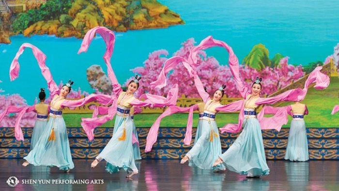 Shen Yun – Đỉnh cao của nghệ thuật, là thể hiện nghệ thuật chân chính. (Ảnh: Shen Yun Performing Arts)