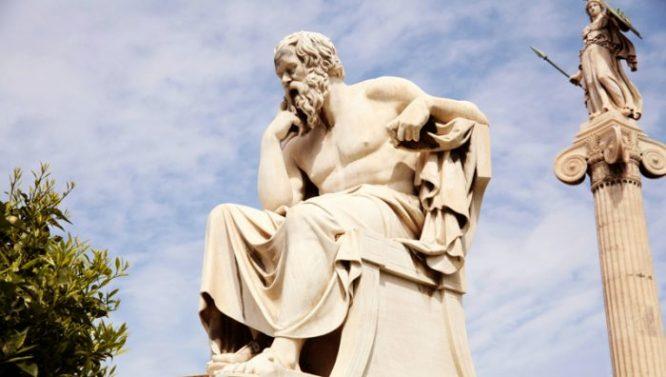 Socrates bàn về ngụy biện: Người sạch sẽ và người dơ dáy, ai sẽ tắm trước?1