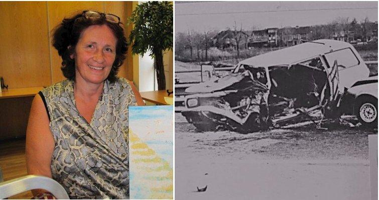 Cô Ann Teurlings đã phục hồi kỳ diệu sau 30 năm chịu đựng những cơn đau do tai nạn. (Ảnh: NTDTV)