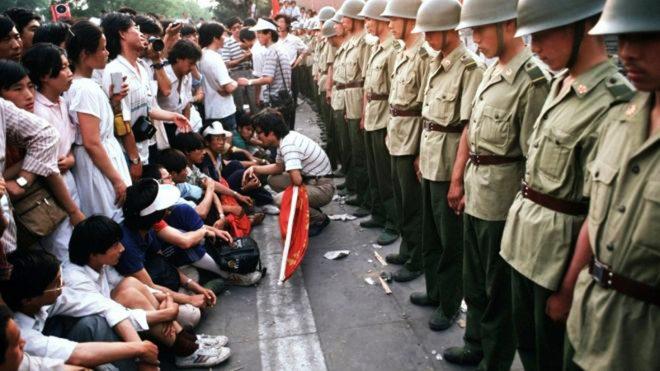 Quân đoàn trưởng dám kháng lệnh đàn áp sinh viên trong sự kiện Lục Tứ hiện vẫn bị giam lỏng.1