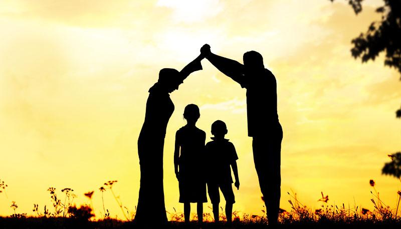 Đạo trong văn tự xưa: Cha mẹ, vợ chồng tốt phải như thế nào?