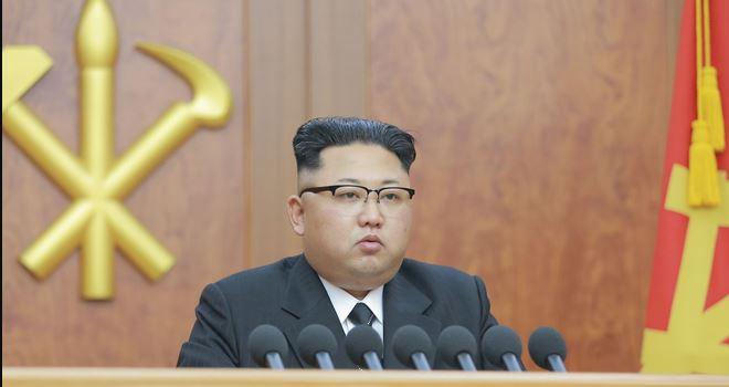 Kim Jong Un đột nhiên thân thiện với Seoul - H1
