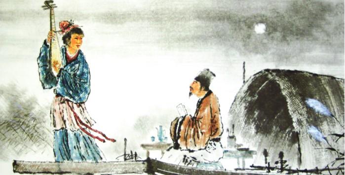 Nhà thơ Bạch Cư Dị nhờ tu Đạo mà thấu tỏ duyên phận kiếp trước - H3