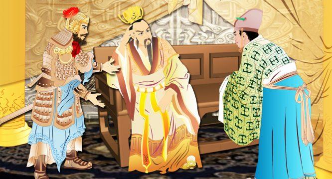 Viên quan nhà Tùy dám chống lệnh xử tử của Hoàng đế và kết cục...