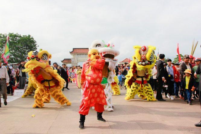 Đoàn Nghệ thuật Hồng Ân hâm nóng lễ hội Đống Đa – Tây Sơn Bình Định - H5