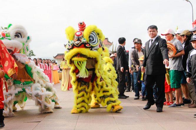 Đoàn Nghệ thuật Hồng Ân hâm nóng lễ hội Đống Đa – Tây Sơn Bình Định - H6