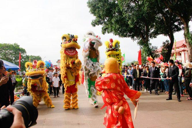 Đoàn Nghệ thuật Hồng Ân hâm nóng lễ hội Đống Đa – Tây Sơn Bình Định - H7