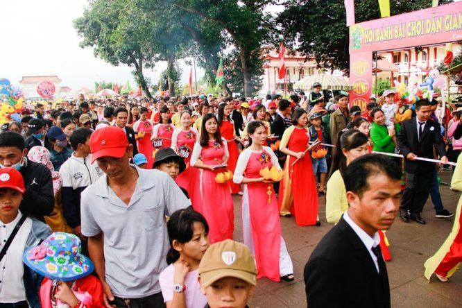 Đoàn Nghệ thuật Hồng Ân hâm nóng lễ hội Đống Đa – Tây Sơn Bình Định - H8