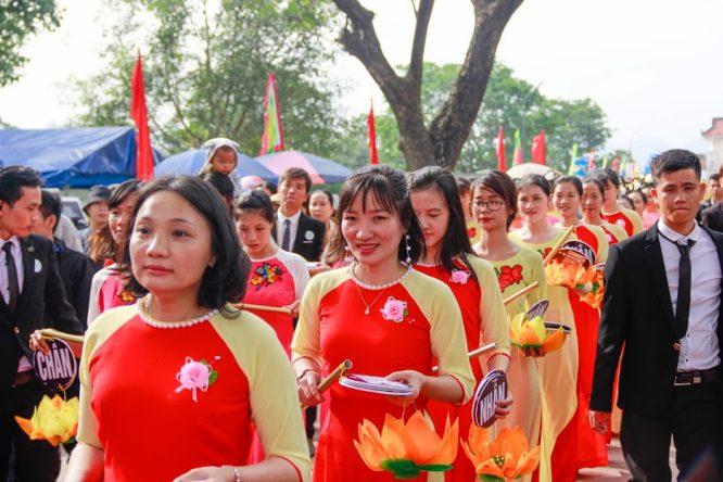 Đoàn Nghệ thuật Hồng Ân hâm nóng lễ hội Đống Đa – Tây Sơn Bình Định - H10