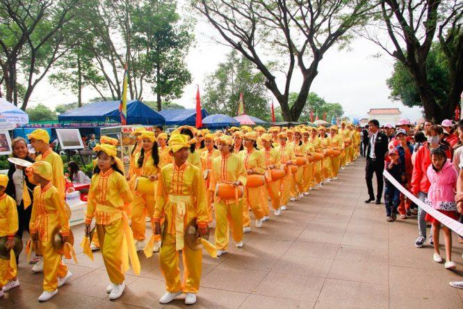 Đoàn Nghệ thuật Hồng Ân hâm nóng lễ hội Đống Đa – Tây Sơn Bình Định - H11