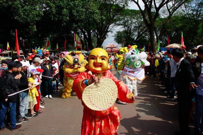 Đoàn Nghệ thuật Hồng Ân hâm nóng lễ hội Đống Đa – Tây Sơn Bình Định - H23