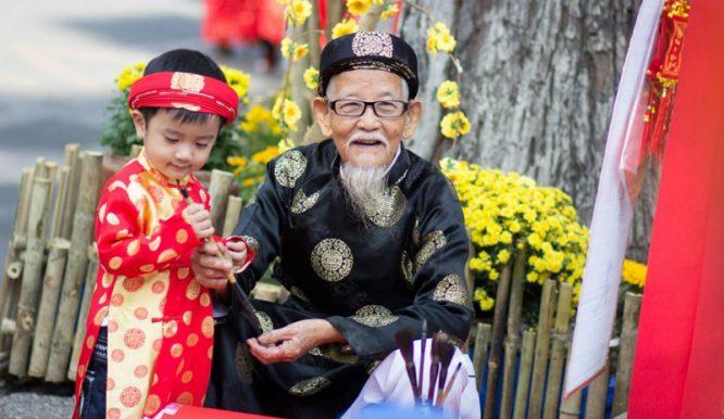 Những tục lệ không thể thiếu trong dịp Tết của người Việt xưa.1