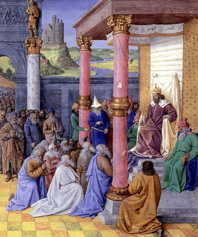 Tại sao vương quốc Babylon một thời huy hoàng lại bị hủy diệt? - ảnh 4