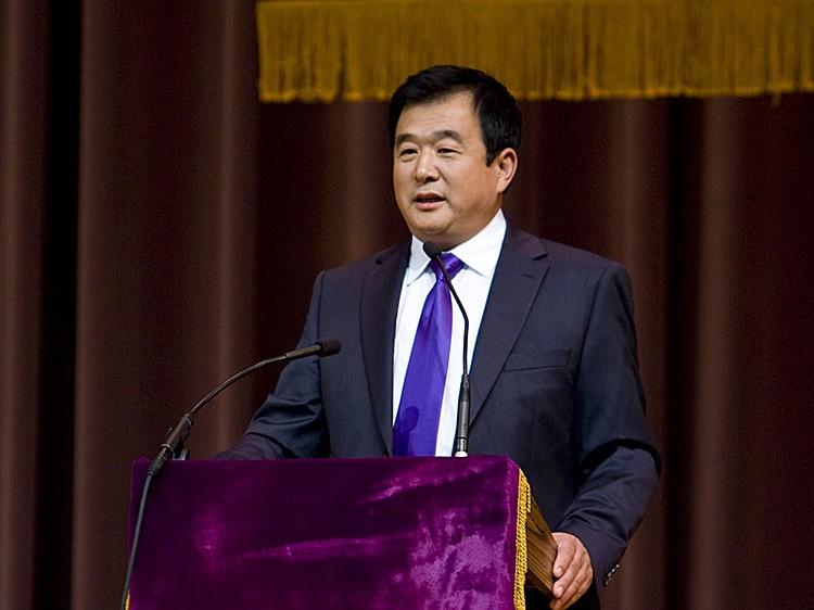 Ông Lý Hồng Chí, người sáng lập Pháp Luân Công