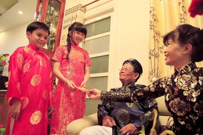 Những tục lệ không thể thiếu trong dịp Tết của người Việt xưa.3