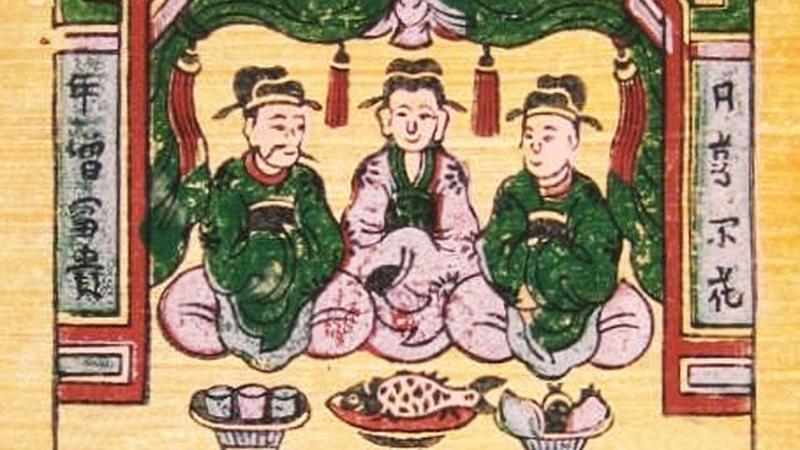 Chuyện về gia đình Táo quân: Đạo nghĩa vợ chồng dưới góc nhìn Kinh Dịch - ảnh 1