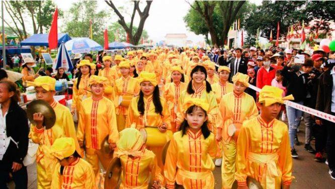 Đoàn Nghệ thuật Hồng Ân hâm nóng lễ hội Đống Đa – Tây Sơn Bình Định - H12