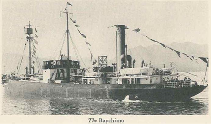 Bí ẩn 'con tàu ma' Baychimo tự lênh đênh trên biển hơn 3 thập kỷ
