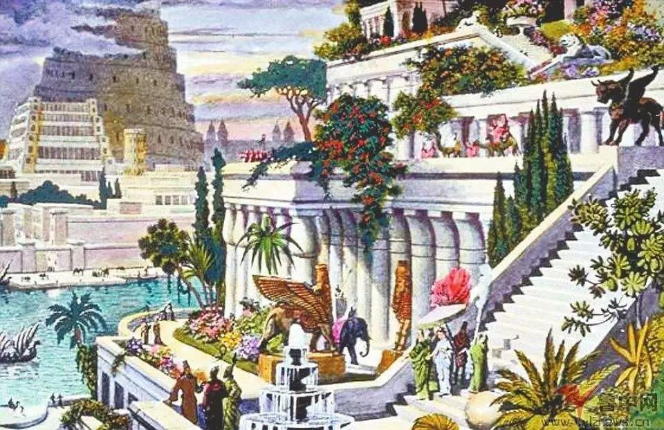 Tại sao vương quốc Babylon một thời huy hoàng lại bị hủy diệt? - ảnh 1