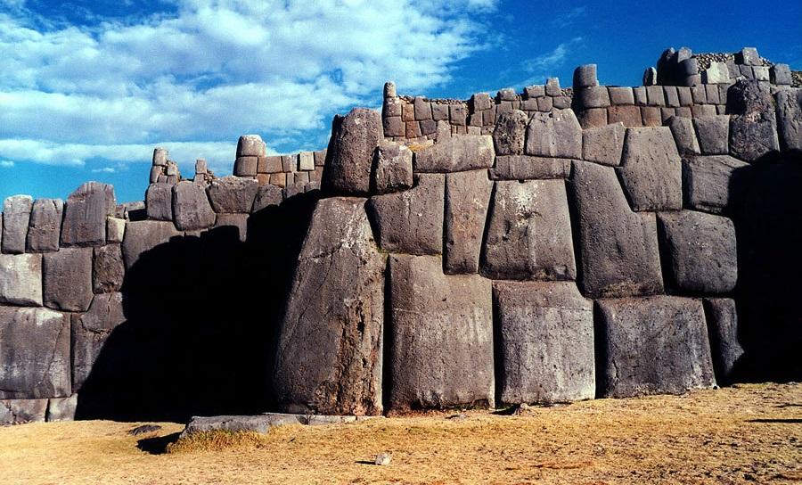 Công nghệ ghép đá khô hoàn hảo của người Inca cổ. (Ảnh qua cellcode.us)
