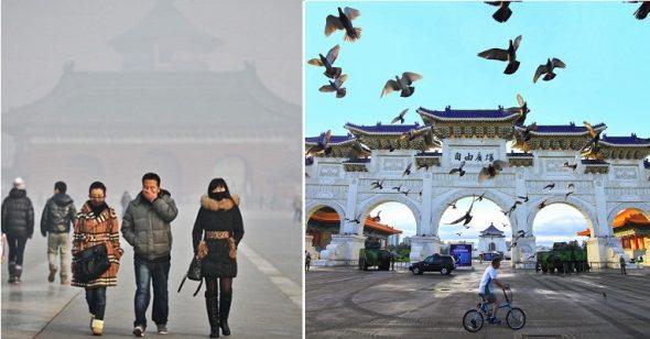 Cùng là người Hoa nhưng vì sao Trung Quốc và Đài Loan lại quá khác biệt?