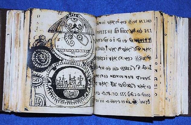 Những cuốn sách bí ẩn nhất hành tinh đến nay vẫn chưa thể giải mã - ảnh 6