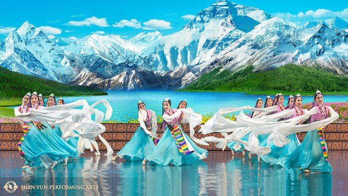 Hoa hậu Ngọc Hân và những chia sẻ về chương trình nghệ thuật Shen Yun.3
