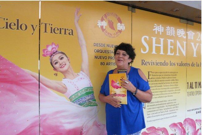 """Argentina: """"Shen Yun đã trao cho chúng tôi tất cả"""".6"""
