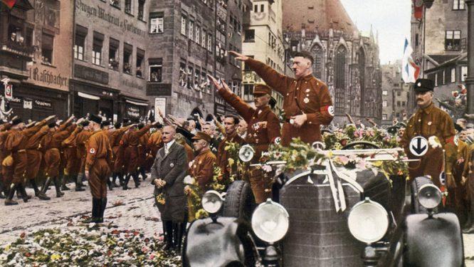 Tuyên truyền để đàn áp: Từ Đức Quốc xã tới Đảng Cộng sản Trung Quốc - H2