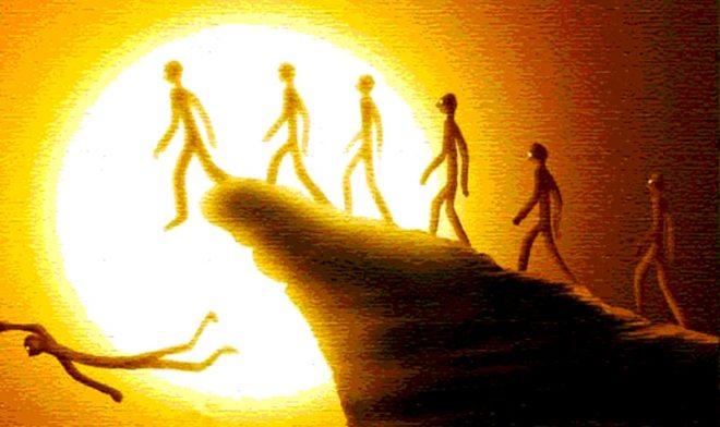 Lựa chọn cuộc sống: Bạn là người có chính kiến hay mãi chạy theo đám đông?. 2