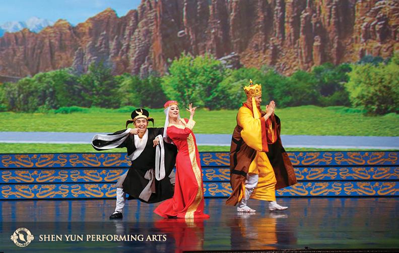 Diễn viên múa Shen Yun: Mỗi động tác đều mang ý vị của nền văn hóa