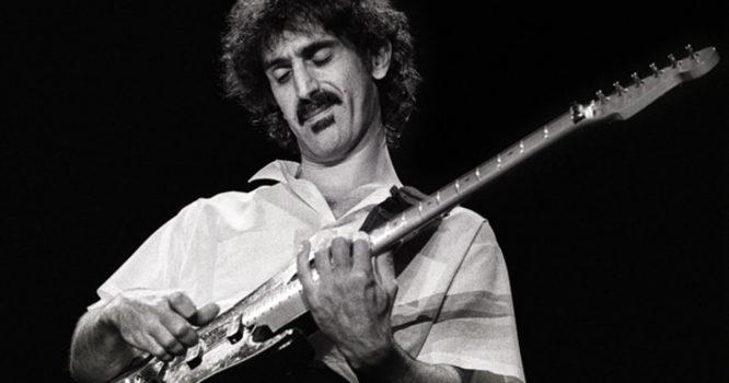 22 nhân vật nổi tiếng bị trừ khử khi cố gắng rời bỏ Hội Illuminati - Frank Zappa